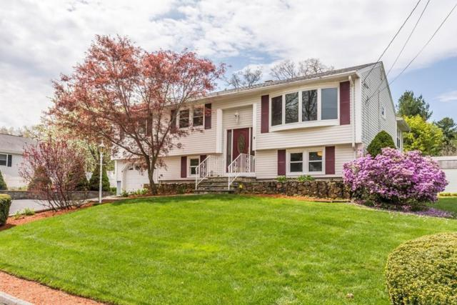 8 Donna Road, Billerica, MA 01862 (MLS #72497471) :: Exit Realty