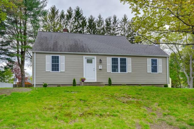 16 Chesterfield Rd, Northborough, MA 01532 (MLS #72497488) :: Apple Country Team of Keller Williams Realty