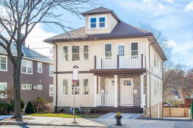 574 Lagrange St #2, Boston, MA 02132 (MLS #72497801) :: Vanguard Realty