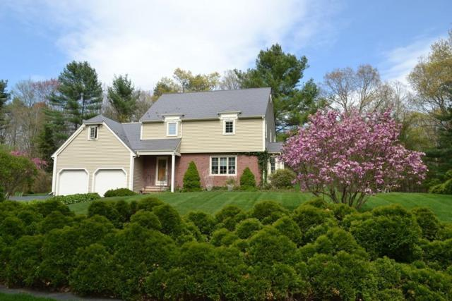 10 Claire Ave, Mansfield, MA 02048 (MLS #72498292) :: Primary National Residential Brokerage