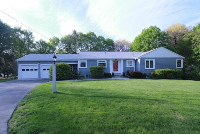 166 Greenhill Road, Westwood, MA 02090 (MLS #72498327) :: Apple Country Team of Keller Williams Realty