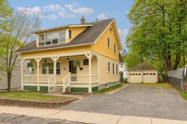 714 Blossom St, Fitchburg, MA 01420 (MLS #72498344) :: Apple Country Team of Keller Williams Realty