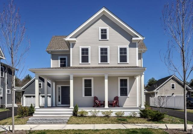 28 Snow Bird Ave., Weymouth, MA 02190 (MLS #72498415) :: Apple Country Team of Keller Williams Realty