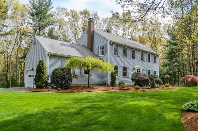 9 Mitchell Drive, Foxboro, MA 02035 (MLS #72498449) :: Primary National Residential Brokerage