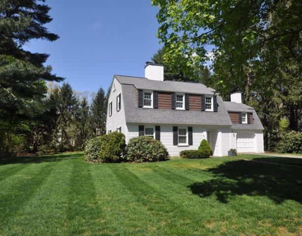 25 Chestnut Street, Concord, MA 01742 (MLS #72498486) :: Apple Country Team of Keller Williams Realty