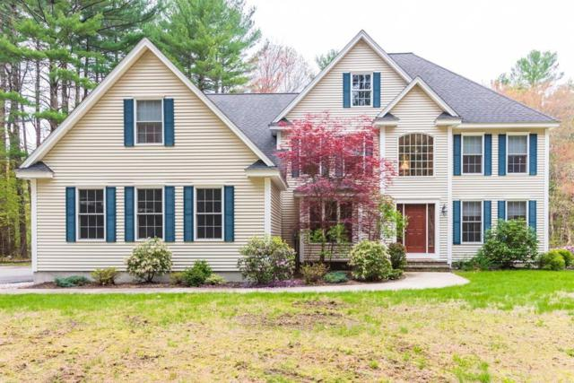 284 Pine Hill Rd, Westford, MA 01886 (MLS #72498575) :: Apple Country Team of Keller Williams Realty