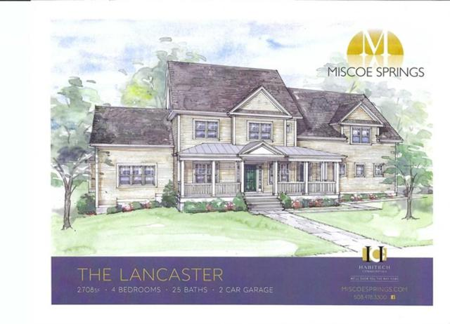 Lot 71 Locust Hill Drive, Mendon, MA 01756 (MLS #72498751) :: DNA Realty Group