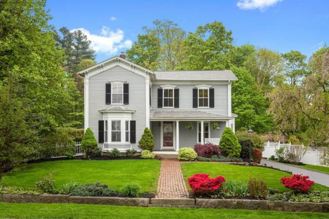 36 North St, Grafton, MA 01519 (MLS #72498997) :: Apple Country Team of Keller Williams Realty
