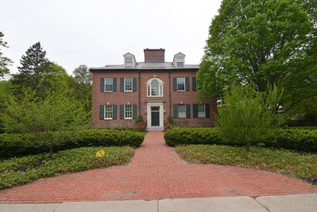 83 Church St #12, Winchester, MA 01890 (MLS #72499003) :: Apple Country Team of Keller Williams Realty