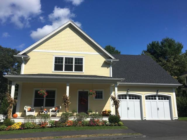 30 Ingham Lane #30, Concord, MA 01742 (MLS #72499097) :: Apple Country Team of Keller Williams Realty