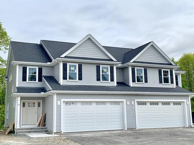 21 Maple Street #21, Stoneham, MA 02180 (MLS #72499144) :: EdVantage Home Group