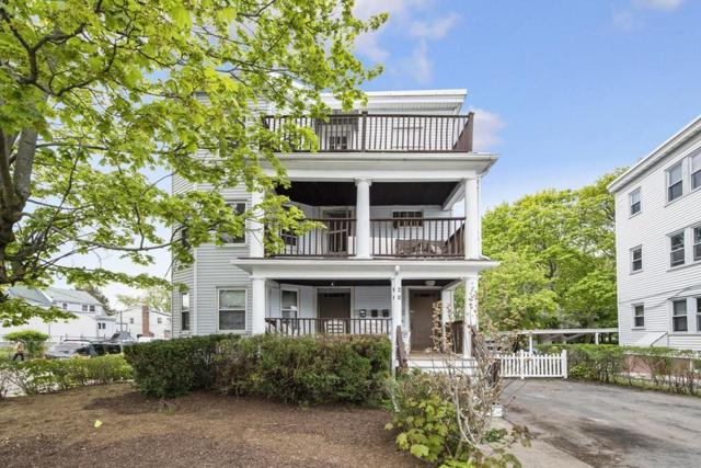 304 Cummins Highway, Boston, MA 02131 (MLS #72499157) :: The Muncey Group