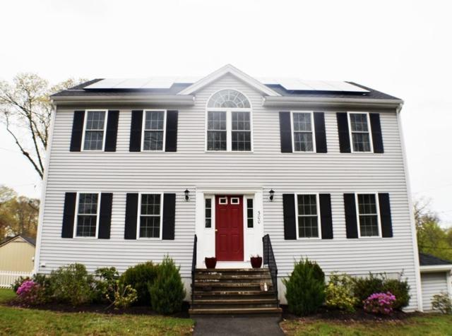 300 Center Street, Randolph, MA 02368 (MLS #72499187) :: Apple Country Team of Keller Williams Realty