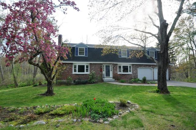13 Birch Ridge Rd, Acton, MA 01720 (MLS #72499205) :: Apple Country Team of Keller Williams Realty