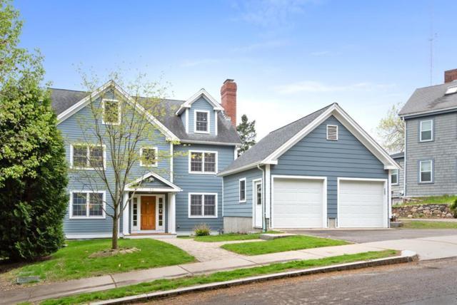 18 Rockland St, Newton, MA 02461 (MLS #72499311) :: Welchman Real Estate Group | Keller Williams Luxury International Division
