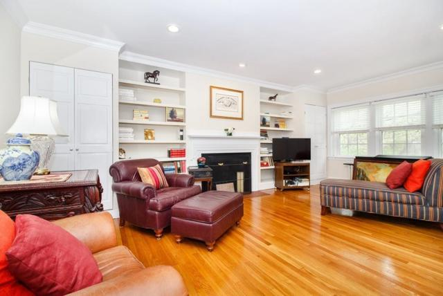 54 Lancaster Terrace #2, Brookline, MA 02446 (MLS #72499484) :: Apple Country Team of Keller Williams Realty