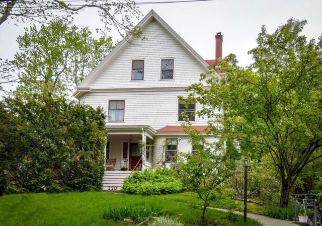 220 Langley Rd, Newton, MA 02459 (MLS #72499522) :: Apple Country Team of Keller Williams Realty