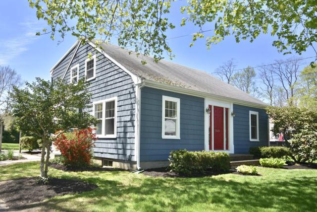 540 Front St, Marion, MA 02738 (MLS #72499577) :: Apple Country Team of Keller Williams Realty