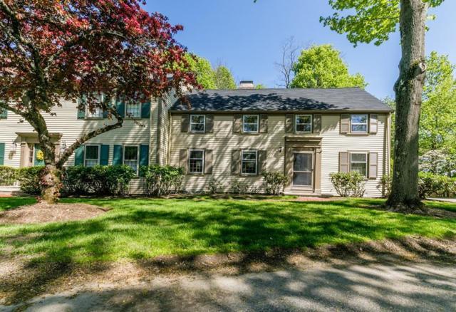 1505 Massachusetts Avenue #17, Lexington, MA 02420 (MLS #72499589) :: Apple Country Team of Keller Williams Realty