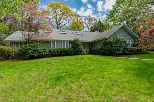 66 Norfolk Rd, Brookline, MA 02467 (MLS #72499646) :: Apple Country Team of Keller Williams Realty
