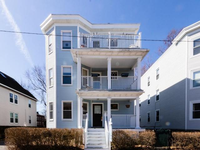 18 Sheffield Rd #1, Boston, MA 02131 (MLS #72499661) :: The Muncey Group