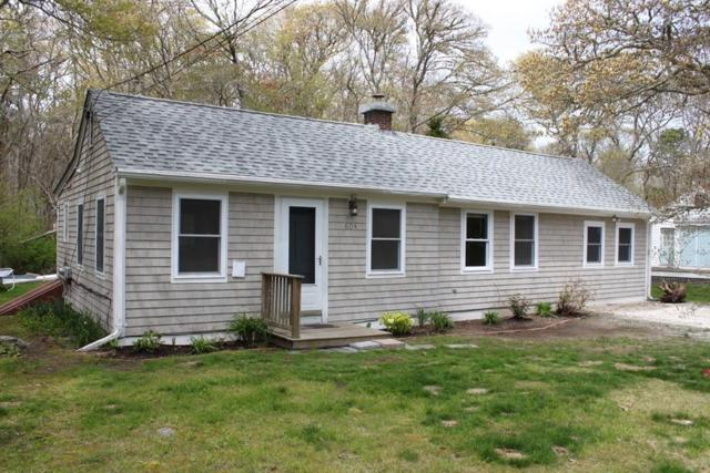 604 Quaker Rd, Falmouth, MA 02556 (MLS #72499709) :: Trust Realty One