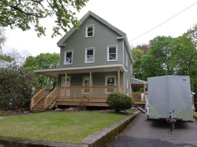 158 Rockland Street, Canton, MA 02021 (MLS #72499779) :: Apple Country Team of Keller Williams Realty