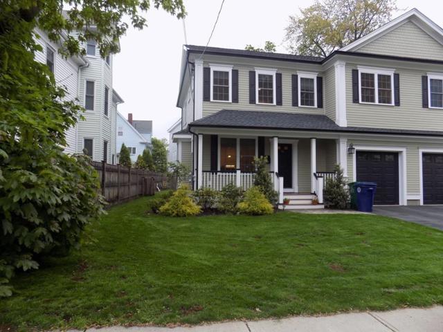 54 Carleton Street #54, Newton, MA 02458 (MLS #72499870) :: Welchman Real Estate Group | Keller Williams Luxury International Division