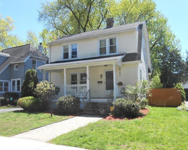 123 Edgewood Ave, Longmeadow, MA 01106 (MLS #72499962) :: NRG Real Estate Services, Inc.