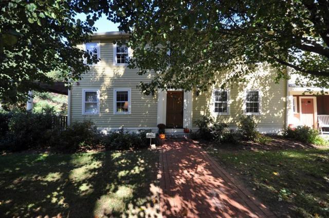 1 Stephen Lane Drive #1, Bedford, MA 01730 (MLS #72499983) :: Team Patti Brainard