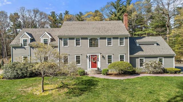 92 Neal Gate Street, Scituate, MA 02066 (MLS #72499986) :: Apple Country Team of Keller Williams Realty