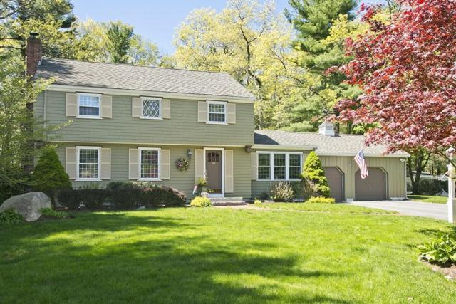14 Millwood Cir, Norwell, MA 02061 (MLS #72499998) :: Apple Country Team of Keller Williams Realty