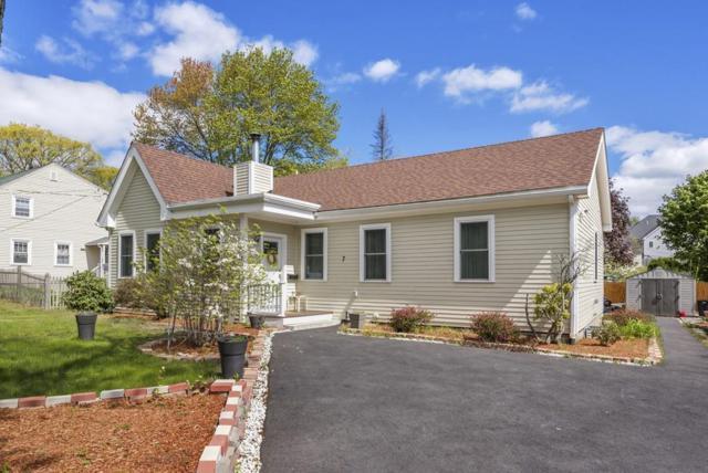 7 N Border Rd, Stoneham, MA 02180 (MLS #72500007) :: EdVantage Home Group