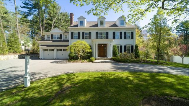 75 Bogle St, Weston, MA 02493 (MLS #72500055) :: Spectrum Real Estate Consultants