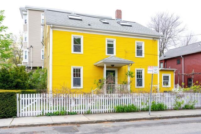 106 Hamilton #106, Cambridge, MA 02139 (MLS #72500113) :: Welchman Real Estate Group   Keller Williams Luxury International Division