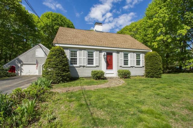 171 High St, Norwell, MA 02061 (MLS #72500162) :: Apple Country Team of Keller Williams Realty