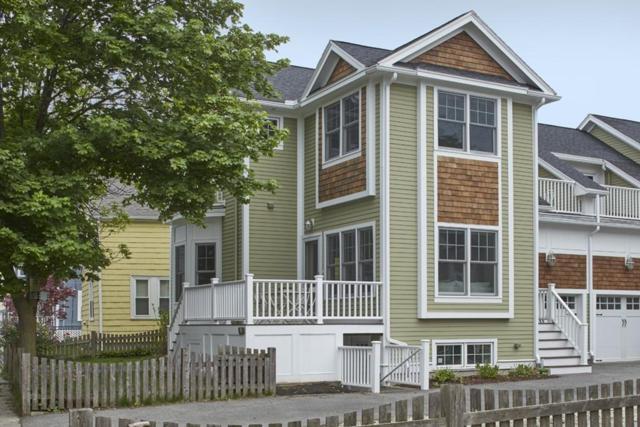66 Harvey St #66, Cambridge, MA 02140 (MLS #72500210) :: Welchman Real Estate Group | Keller Williams Luxury International Division