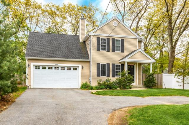 433 Old Connecticut Path, Framingham, MA 01701 (MLS #72500294) :: Maloney Properties Real Estate Brokerage