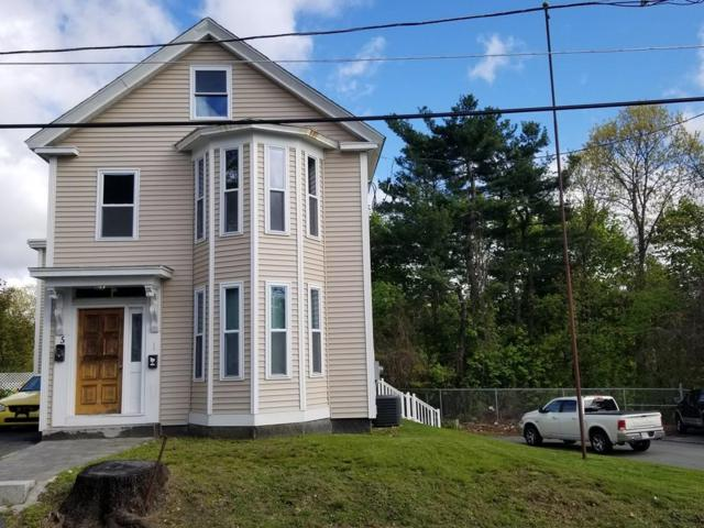 5 Robinson St., Lowell, MA 01854 (MLS #72500323) :: Apple Country Team of Keller Williams Realty