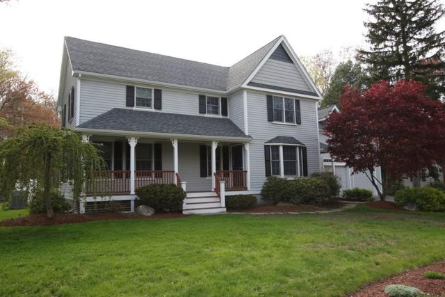 16 Southwick Road, North Reading, MA 01864 (MLS #72500411) :: EdVantage Home Group