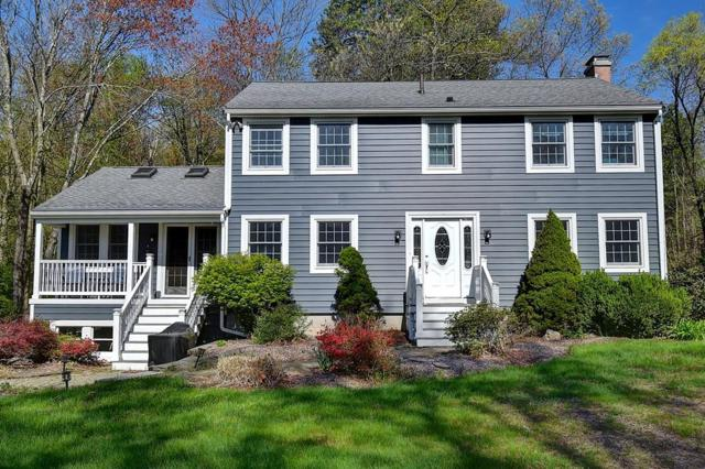 13 Ethan Allen Drive, Acton, MA 01720 (MLS #72500462) :: Apple Country Team of Keller Williams Realty