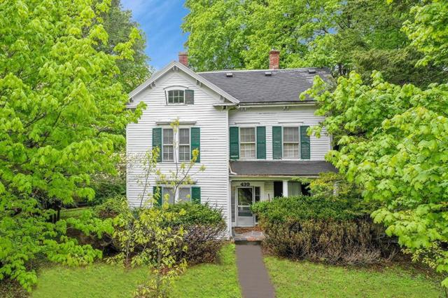 499 Winchester, Newton, MA 02461 (MLS #72500490) :: Apple Country Team of Keller Williams Realty