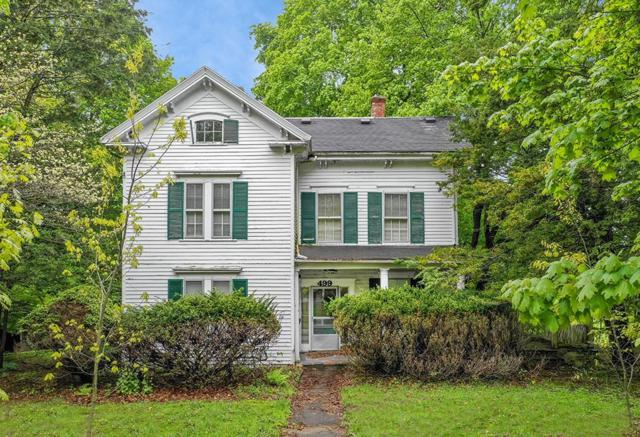 499 Winchester St, Newton, MA 02461 (MLS #72500493) :: Apple Country Team of Keller Williams Realty