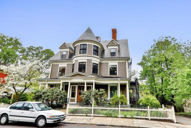 11 Revere Street #6, Boston, MA 02130 (MLS #72500509) :: ERA Russell Realty Group