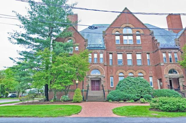 110 Washington Park #5, Newton, MA 02460 (MLS #72500524) :: AdoEma Realty