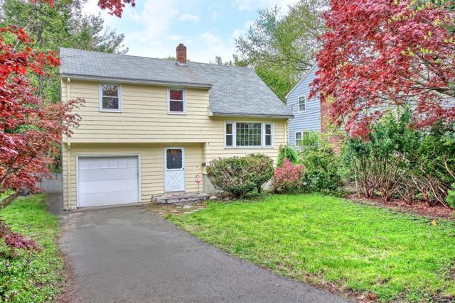 20 Grapevine Ave, Lexington, MA 02421 (MLS #72500530) :: Trust Realty One