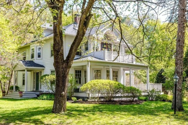 90 Conant Rd, Lincoln, MA 01773 (MLS #72500560) :: The Muncey Group