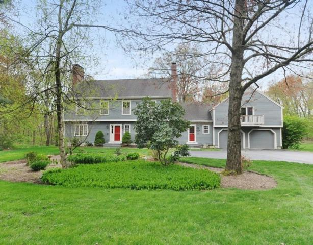 11 Wright Farm #11, Concord, MA 01742 (MLS #72500563) :: Apple Country Team of Keller Williams Realty