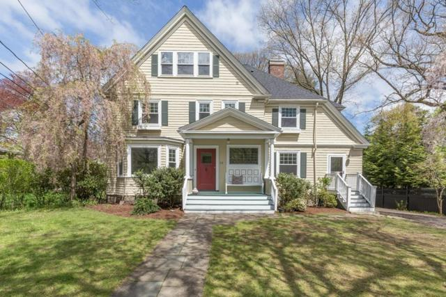 33 Berkeley St, Newton, MA 02465 (MLS #72500621) :: Trust Realty One
