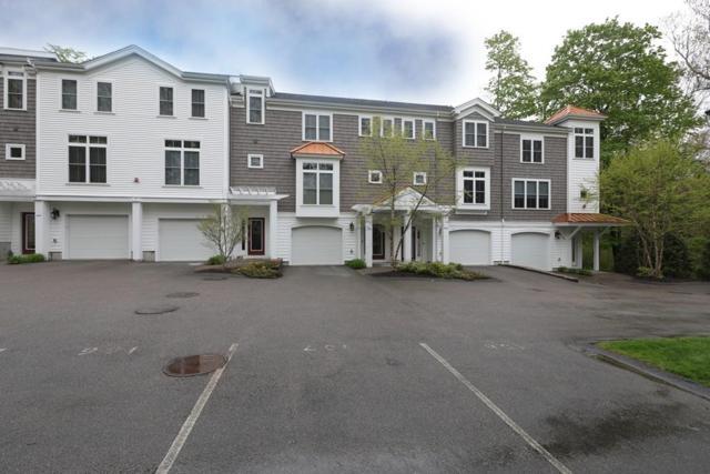 34 Pleasant St #107, Foxboro, MA 02035 (MLS #72500658) :: Primary National Residential Brokerage